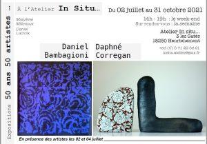 Exposition Atelier In Situ @ 3 Les Gâtés