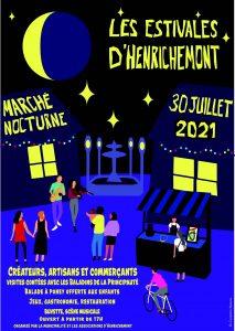 Les Estivales d'Henrichemont @ place Henri IV